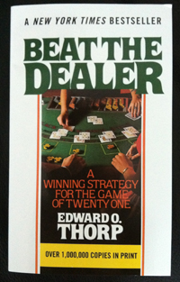 Portada Libro Beat The Dealer