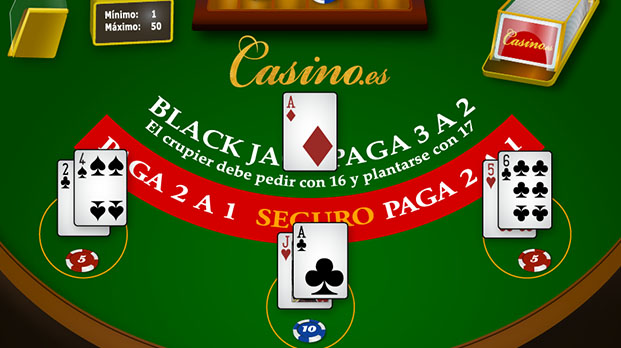 Video Como Jugar al BlackJack