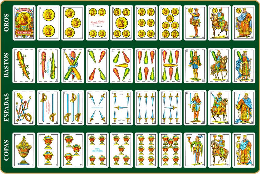 El mus y la baraja española - La clásica baraja Heraclio Fournier | Casino.es