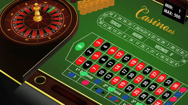 Video Apuestas de la Ruleta