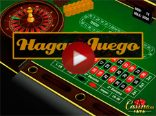 Video Como jugar a la Ruleta